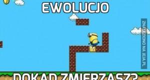 Ewolucjo