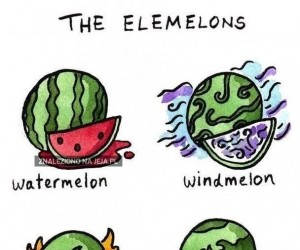 The elemelons!