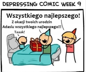 Depresyjny komiks