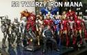 50 twarzy Iron Mana