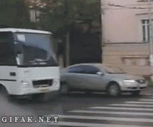 Like a bus!
