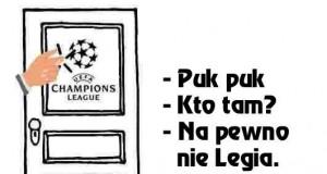 Polska drużyna znowu pomyliła drzwi...