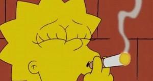 Homer narzeka na swój kraj