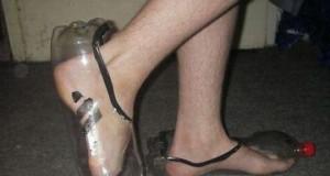 Gdy ukradną buty