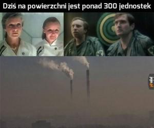 Powietrze w Polsce