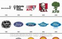 W co wyewoluują loga firm?