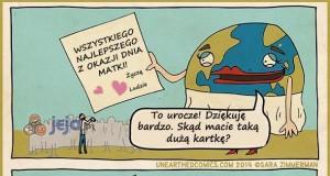 Kartka dla Matki Ziemi