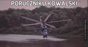 Poruczniku Kowalski