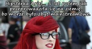 Hipsterka Ariel