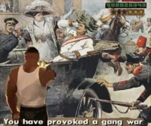 Największa wojna gangów w dziejach