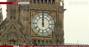 Ostatni dzwon Big Bena