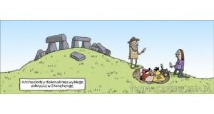 Odkrycie w Stonehenge
