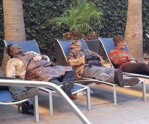 Mordercy na urlopie