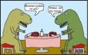 Kolacja dinozaurów