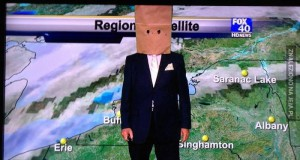 Gdy musisz zapowiedzieć pogodę, ale jesteś mocno wczorajszy...