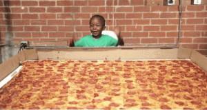 Gdy widzę pizzę