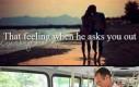 Kiedy prosi cię, abyś z nim wyszła