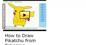 Jak narysować PPikaThu