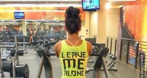 Wszystkie dziewczyny na siłowni