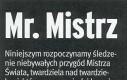 Mr. Mistrz