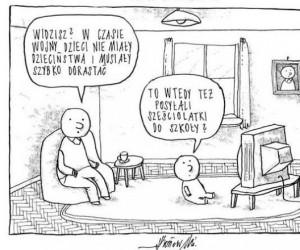 Zabieranie dzieciństwa