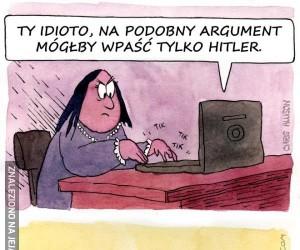 Internetowa argumentacja