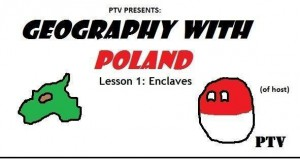 Lekcję geografii poprowadzi Polska