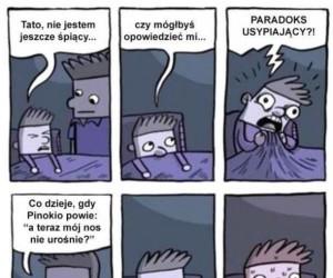 Paradoks usypiający
