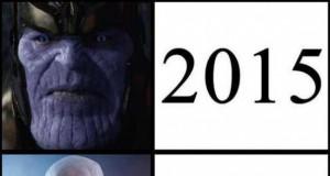 50 twarzy Thanosa