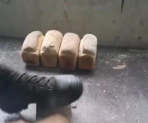 Rosyjski chleb, tylko dla twardzieli
