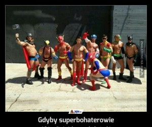 Gdyby superbohaterowie