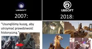 Ubisoft i prawda historyczna