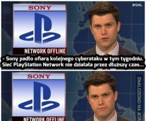 Sony, to smutne