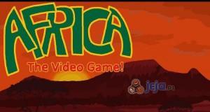 Afryka - Gra komputerowa!