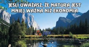 Natura vs Ekonomia