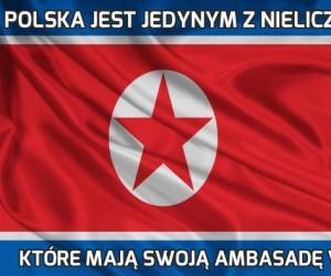 Polska jest jedynym z nielicznych państw