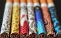 Kolorowe papierosy, kolorowy dym... kolorowy rak!