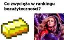 Sztaba złota vs. Kapitan Marvel w Endgame!
