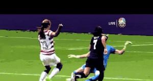 Kobiety też grają w piłkę!