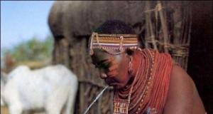 Jak się myje dziecko w Afryce