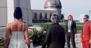 Ślub w GTA Online, jak zawsze romantycznie