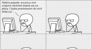 Komputerowy maniak