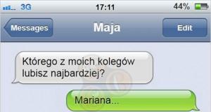 Kim jest Marian?!