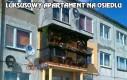 Luksusowy apartament na osiedlu