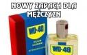 Nowy zapach dla mężczyzn
