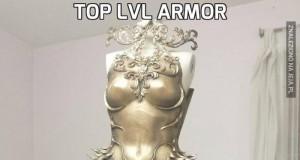 Top lvl armor