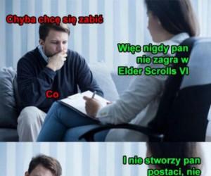 Najlepszy psycholog ever