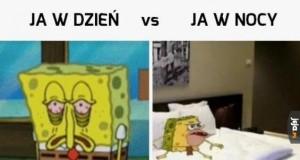 Dzień vs noc