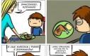 Brokuł-konspirant...