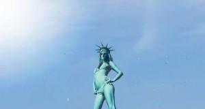 Projekt nowej Statuy Wolności